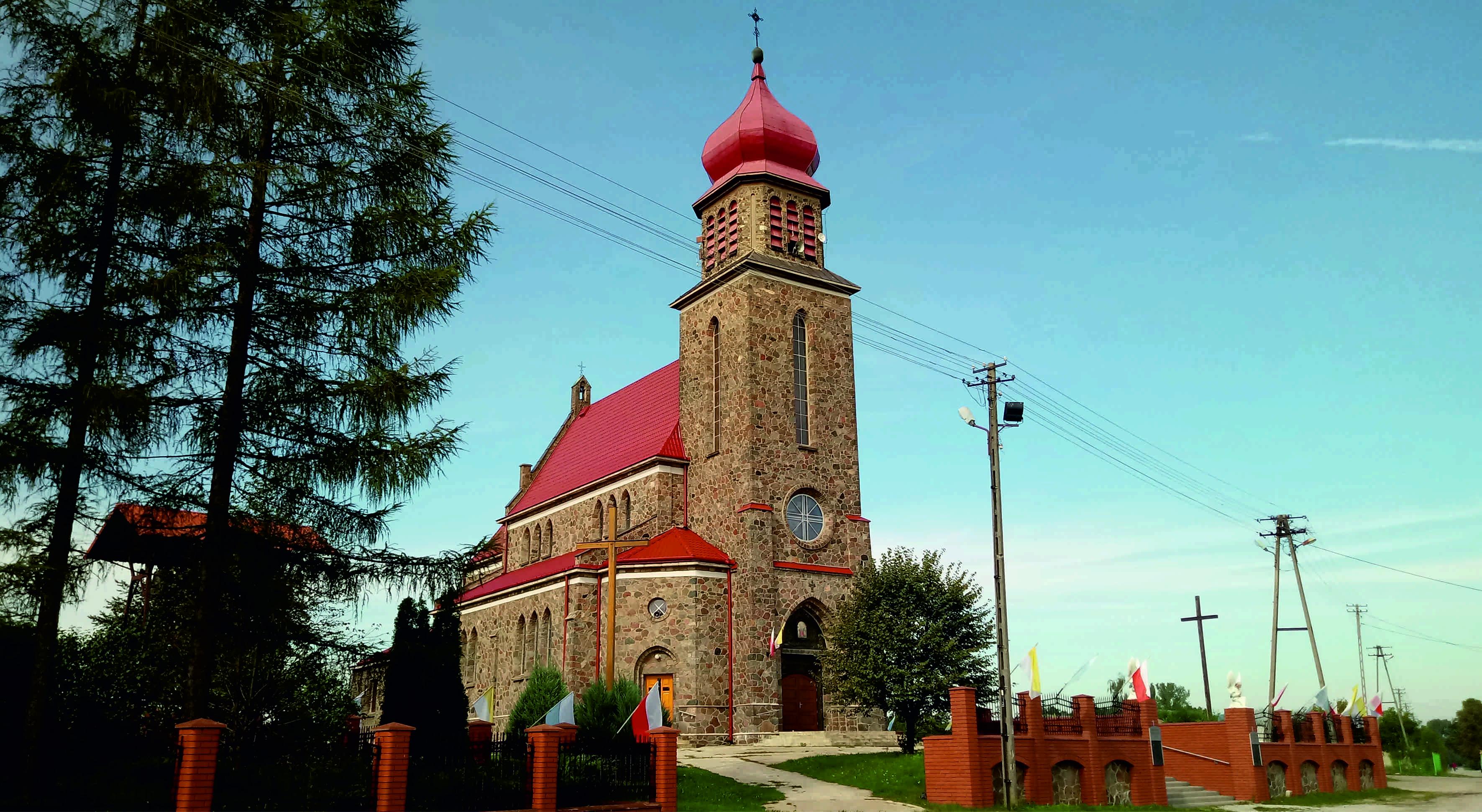 Parafia Jarosławice